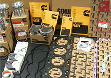 Kit de Overhaul Motor Cummins ISX (Original)